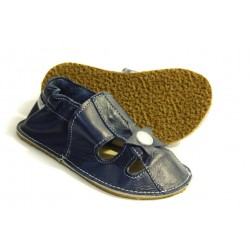 Chaussons étoile marine - semelles en gomme ou en cuir