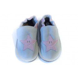 Soft sole shoes - perla - smile