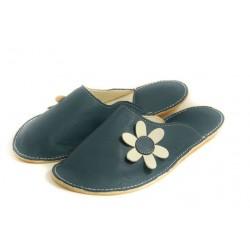 Papuče BABs - Modré