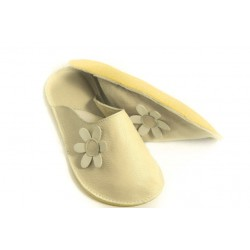 Papuče Bab´s - cream