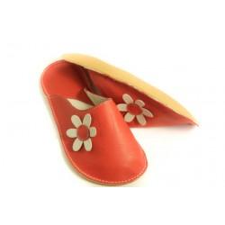 Papuče Bab´s - rosso fueco