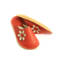 Slippers Bab´s rosso fueco