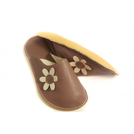 Papuče Bab´s - bordo
