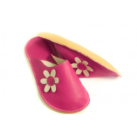 Slippers Bab´s fuxia