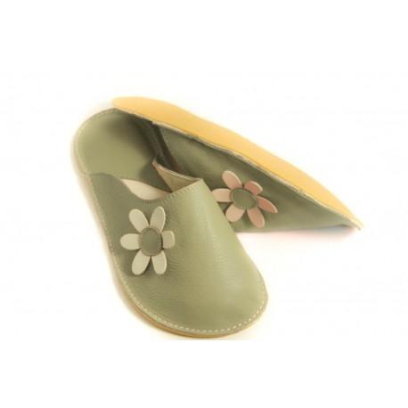 Papuče Bab´s - perla