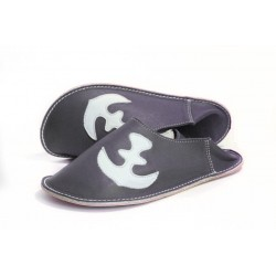 Slippers anchor - nero