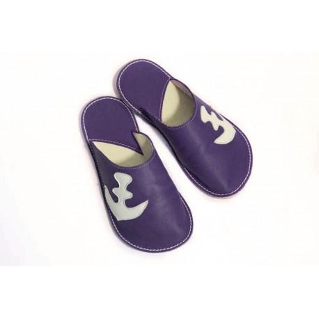 Slippers Bab´s Marine anchor