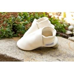 Bio kožené papuče - belugaw