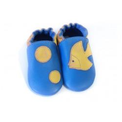 Soft slippers - bubble fish - girasole