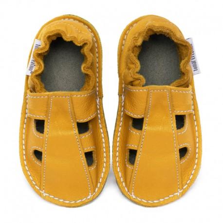 capačky letné - girasole
