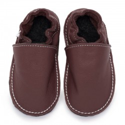 soft sole shoes - bordo