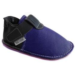soft sole shoes - denim