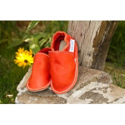 Organic leather shoes – nemo
