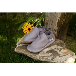 Organic leather shoes – olifant