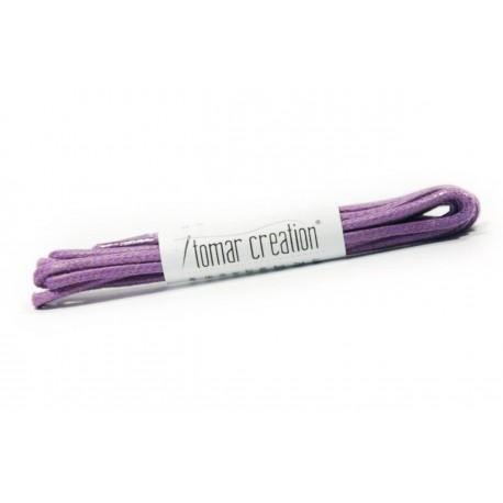 Lacets ronds violet