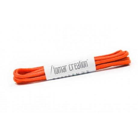 Oranžové guľaté šnúrky