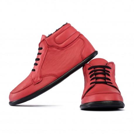 Winter - rosso fueco