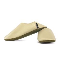 Babouche slippers - cream