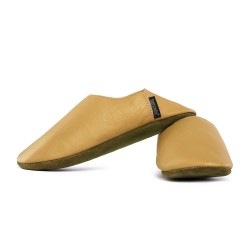 Babouche slippers - savanna