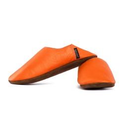 Babouche slippers - volcanic