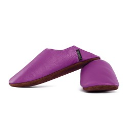 Babouche slippers - illusion