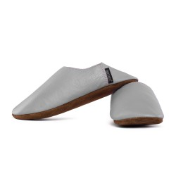 Babouche slippers - perla