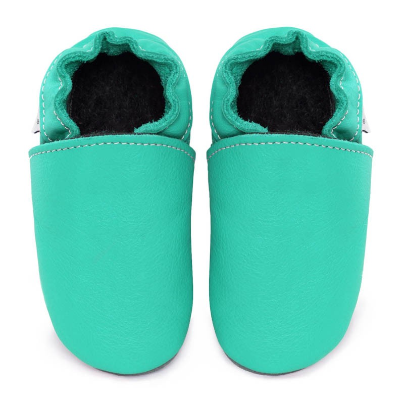 Soft soled slippers