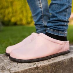 Našuchovacie barefoot Comfy👣 #tomarcreation #barefootshoes #leathershoes #handmade #biodegradable #barefoot #comfy #madeinslovakia #barefoottopanky